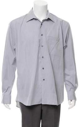 Michael Kors Woven Button-Up Shirt w/ Tags