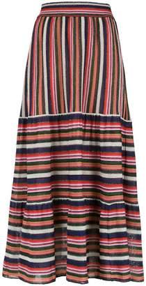 Cecilia Prado Santa midi knit skirt