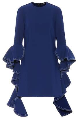Ellery Cascading bell-cuff dress