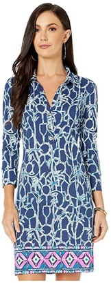 Lilly Pulitzer UPF 50+ Ansley Polo Dress