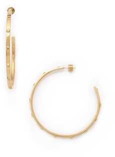 Michael kors Large Astor Hoops