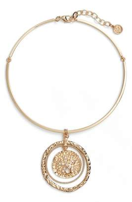 Lilly Pulitzer R) Sandy Coin Pendant Bracelet