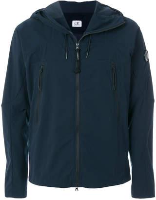 C.P. Company hooded wind breaker jacket