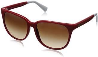 Ralph Lauren Ralph by Women's 0RA5194 Round Sunglasses