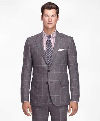 Brooks Brothers Regent Fit Windowpane 1818 Suit