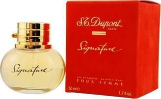 S.t. Dupont Signature By For Women, Eau De Parfum Spray, 1.7-Ounce Bottle