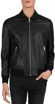 The Kooples California Leather Jacket
