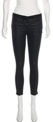 3x1 Coated Skinny Jeans