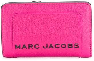 Marc Jacobs compact logo purse