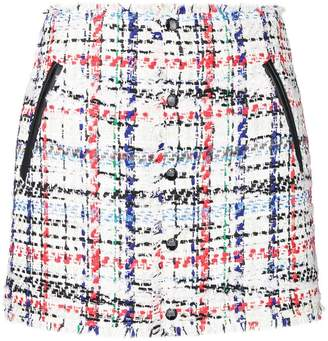 Rag & Bone tweed mini skirt