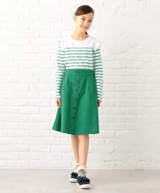 Kumikyoku (組曲) - 組曲KIDS 【110~170cm】サロペットAラインスカート