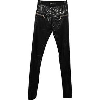 Les Chiffoniers Black Trousers for Women