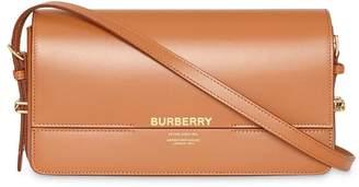 Burberry Mini Leather Grace Bag