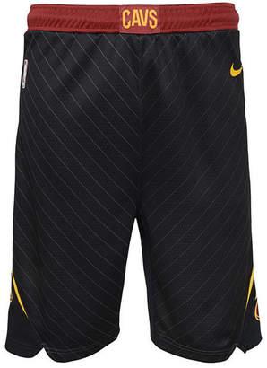 Outerstuff Cleveland Cavaliers Statement Swingman Shorts, Big Boys (8-20)