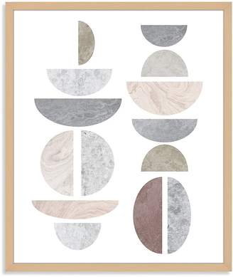 PTM Images Moons Halved Ii Wall Art - 100% Exclusive