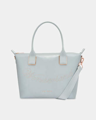 Ted Baker AVALLA Wonderland small tote bag