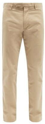 Polo Ralph Lauren Cotton Blend Chino Trousers - Mens - Beige
