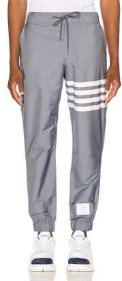 Thom Browne Tech Pants in Medium Grey | FWRD