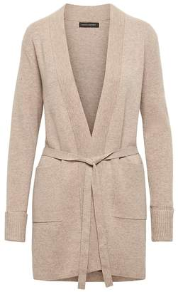Banana Republic Belted Cardigan Sweater