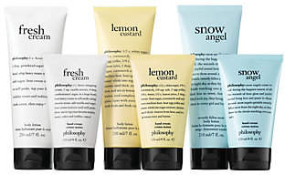 philosophy Soft & Smooth Lotion And Hand Cream6 Piece Kit