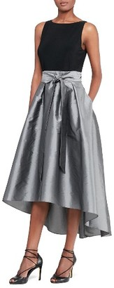Women's Lauren Ralph Lauren High/low Gown $260 thestylecure.com