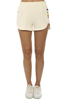 Mother The Triple Running Mate Shorts