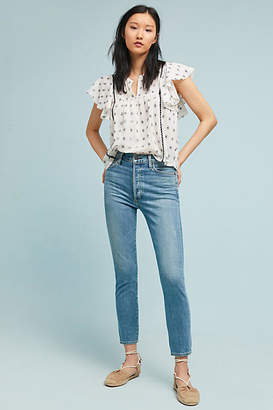 Citizens of Humanity Ultra High-Rise Skinny Ankle Petite Jeans