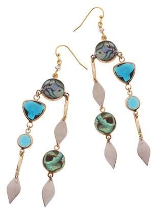 Nakamol Design Stone Drop Earrings