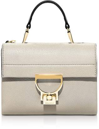 Coccinelle Arlettis Mini Leather Shoulder Bag