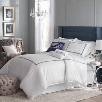 +Hotel by K-bros&Co Hotel Style Easton 5 Piece Comforter Set