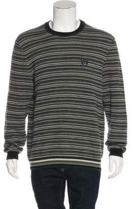 Kenzo Patterned Wool Sweater