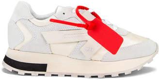 Off-White Off White Runner Sneaker in White   FWRD