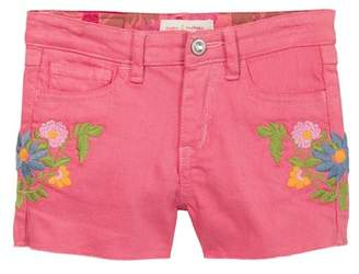 Mimi & Maggie Lemonade Stand Short (Toddler, Little, & Big Girls)
