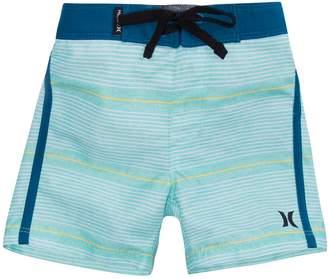 Hurley Baby Boy Shoreline Striped Board Shorts