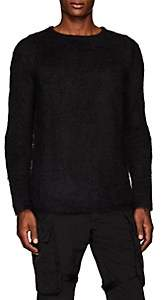 ALYX Men's Super Kid Mohair-Blend Sweater - Black