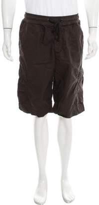 James Perse Drawstring Utility Shorts
