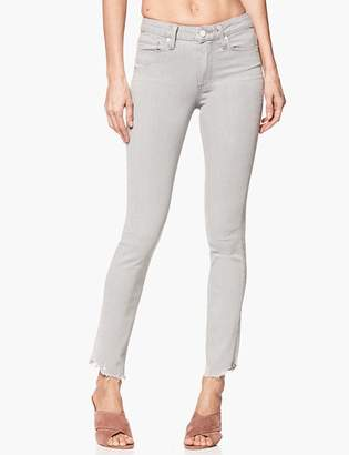 Paige Hoxton Ankle Peg - Whisper Grey Distressed