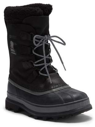 Sorel Caribou Reflective Waterproof Leather Boot