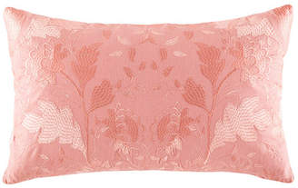 Kas Rossi Coral Rectangle Cushion