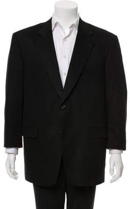 Burberry Two-Button Overcoat