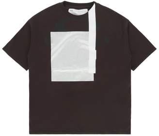 19f2193e017 Oakley by Samuel Ross - Multifabric Metal Detail T-Shirt