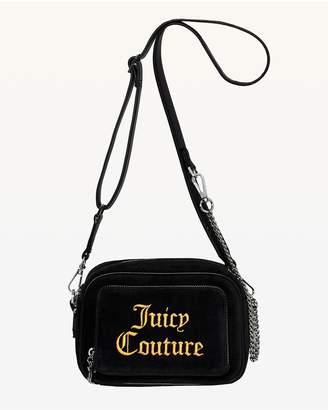 Juicy Couture Black Pixley Crossbody
