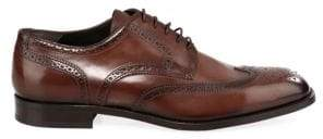 To Boot Kipling Leather Wingtip Derbys
