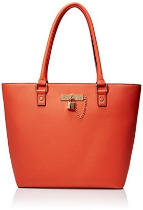 Call It Spring Casselton Tote Bag,Peach $39.99 thestylecure.com