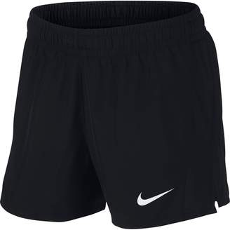 Nike Girls 7-16 Dri-FIT Black Running Shorts