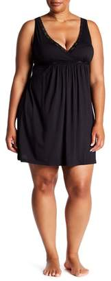 Barefoot Dreams Luxe Milk Jersey Chemise (Plus Size)