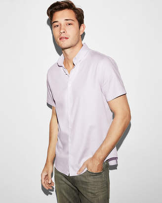 Express Slim Short Sleeve 1Mx Shirt