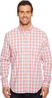 Dockers Comfort Stretch No Wrinkle Long Sleeve Button Front Shirt