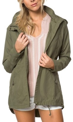 Women's O'Neill Wendy Hooded Jacket $59.50 thestylecure.com