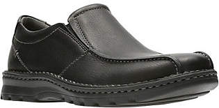 Clarks Men's Leather Loafers - Vanek Step